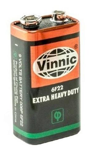 Bateria 9v Vinnic Juguetes, Testers, Etc- Neotec