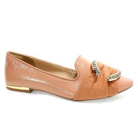 a45cc60c62 Sapatilha Dakota Bico Quadrado Fivela - Sapatos no Mercado Livre Brasil