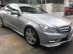Remato Flamante Mercedes-benz E350 Coupe 2012 $294,000.00