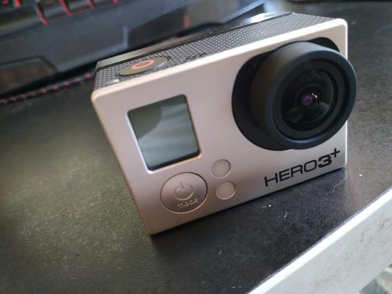 Go Pro Hero 3+ Silver + Tela Lcd