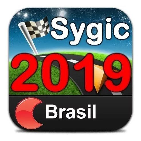 Gps Sygic Completo Android Mapas Brasil 2019!!