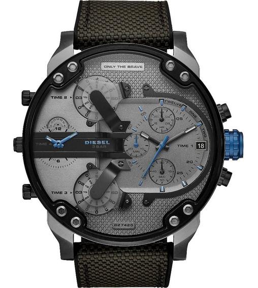 Relógio Diesel Mr. Daddy 2.0 - Dz7420/8cn