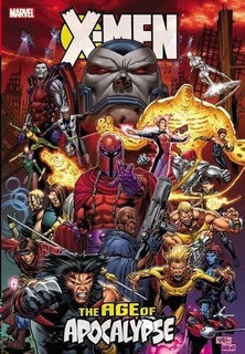 X-men Age Of Apocalypse Omnibus Marvel Comics - Robot Negro