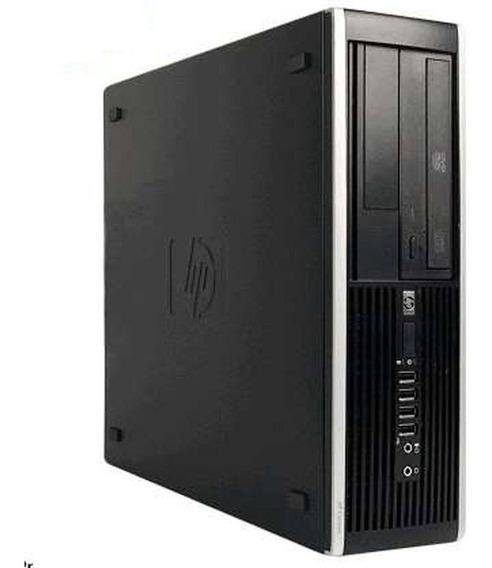 Cpu Hp 8200 I5 8gb Ssd 120 + Teclado E Mouse + Monitor 17