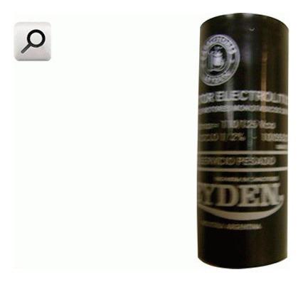 Capacitor Elect 110v 380- 420mf Ep110 Ep110