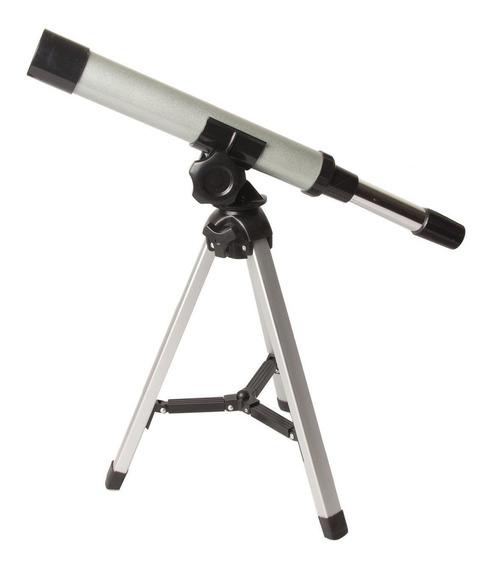 Telescópio Portátil Com Tripé Removível Infantil Vivitar
