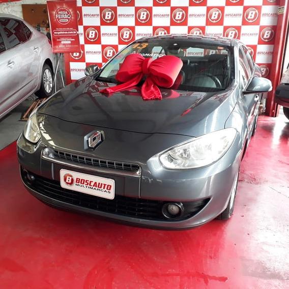 Renault Fluence Dynamique 2.0 16v Hi-flex Aut. 2013