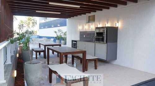 Apartamento Frente Mar A Venda, Intermares, Cabedelo, Pb - 22914-11594