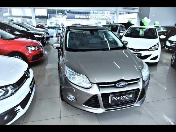 Ford Focus 2.0 Titanium Plus Sedan 16v Flex 4p Powershift