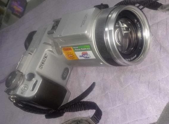 Máquina Fotográfica Sony F717
