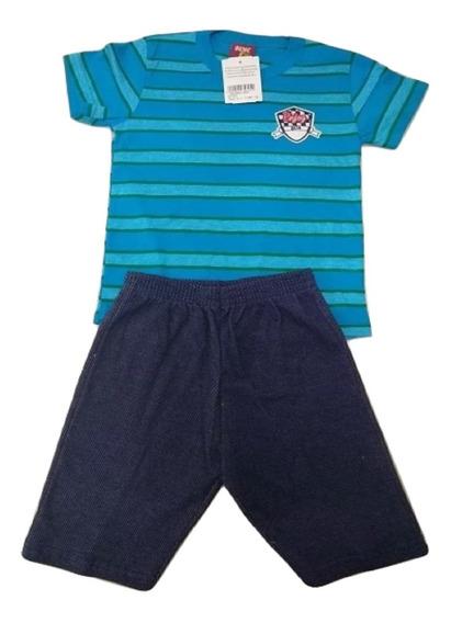 Menino Infantil Roupas Kit Com 6 Conjunto Masculino Atacado