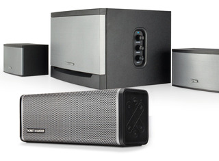 Parlantes Home Theater Bluetooth Laut Para Smart Tv O Gamer