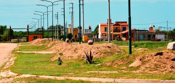 Vendo Terreno En San Luis Capital Con Escritura