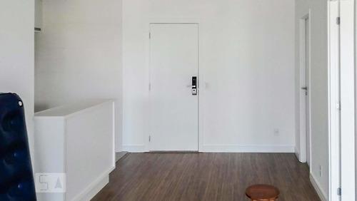 Apartamento À Venda - Brooklin, 1 Quarto,  51 - S893099581