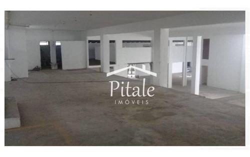 Imagem 1 de 9 de Galpão, 3200 M² - Venda Por R$ 2.800.000,00 Ou Aluguel Por R$ 18.000,00/mês - Casa Verde Alta - São Paulo/sp - Ga0077
