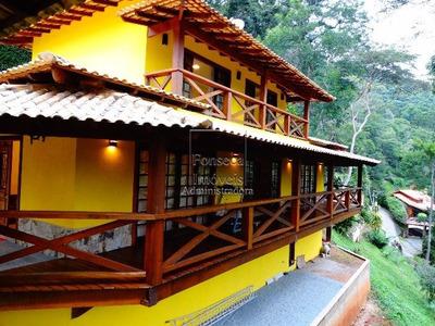 Casa Em Condominio - Pedro Do Rio - Ref: 2316 - V-2316