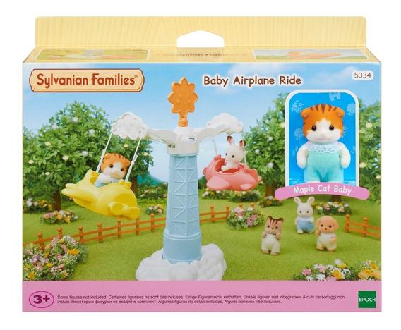 Brinquedo Sylvanian Families Original Vários Modelos