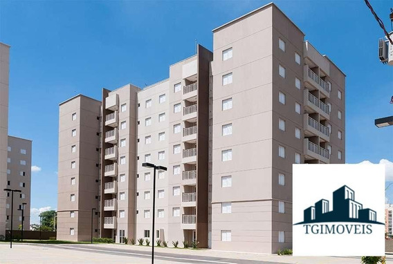 Apartamento Pronto Para Morar 200 Metros Do Shopping Suzano Com Moveis - 1018