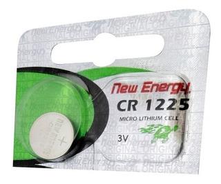 Pila New Energy Cr1225 Litio - Batería 1225 3v - Bigbull