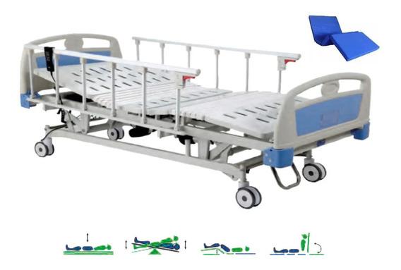 Cama Hospitalaria Electrica 5 Posiciones + Envio Gratis
