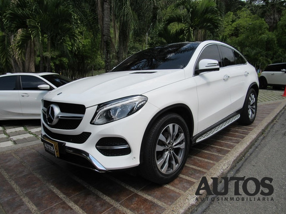 Mercedes Benz Gle 350d 4x4 At Sec Turbo Diesel Cc3000