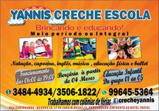 Creche Escola Yannis
