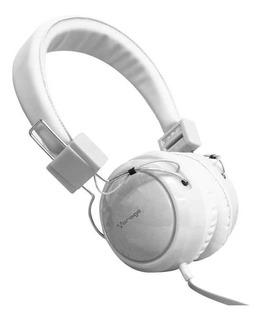Audífonos Vorago HP-300 blanco