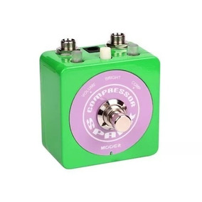 Pedal Mooer Spark Compressor + Nf