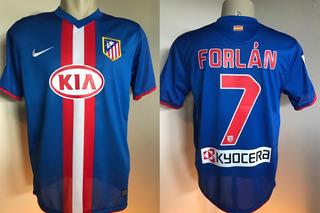 Camisa Nike Atlético De Madrid Forlan 2010-11