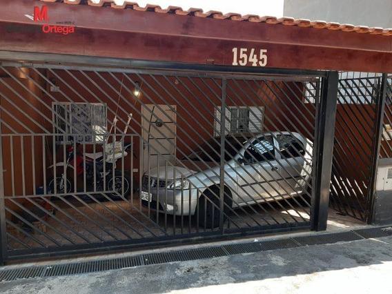 Sorocaba - Casa + Galpão + Apto - 16304