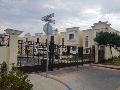 Casa En Renta Totalmente Amueblada En Verona Residencial Tijuana.