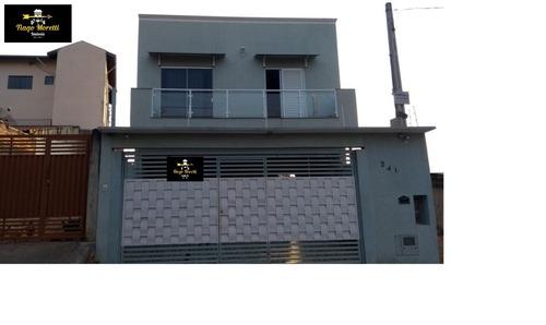 Linda Casa  A Venda No Jardim Luvizotto Em Boituva Aceita Carro E Terreno Como Parte De Pagamento - Ca00170 - 33617387