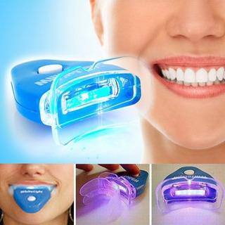 Blanqueador Dental Blanqueamiento Dientes Blancos Whitelight