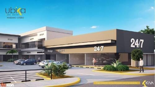 Venta De Inversiones En Plaza Comercial En Mariano Otero