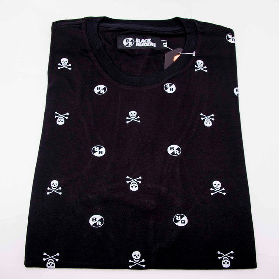 Remeras Raiders Estampa