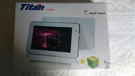 Tablet Titan 8 Gb Branco Quase Sem Uso
