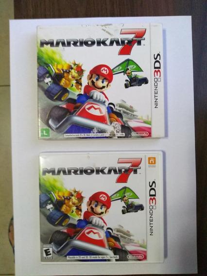 Mario Kart 7 Nintendo 3ds Usado