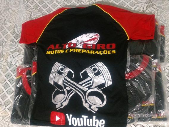 Camisetas Alto Giro Motos