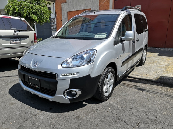Peugeot Partner Tepee Outdor 5 Pasajeros