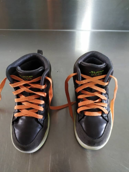 Zapatos Para Niño Marca Jump