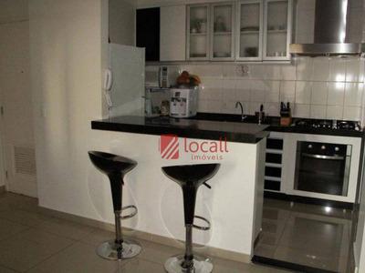 Apartamento Residencial À Venda, Jardim Tarraf Ii, São José Do Rio Preto. - Ap1325