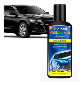 Cera Automotiva Colorida Preta Autoshine 140ml