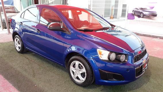 Chevrolet Sonic 2012 Paq A Azul