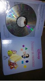 Juego Didactico Educativo De Las Princesas Con Cd