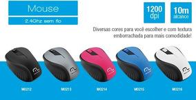 Mouse Multilaser Sem Fio