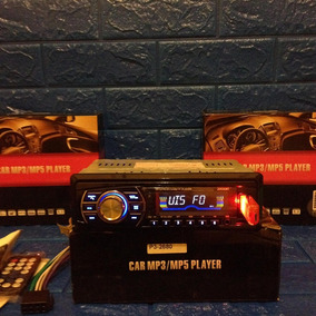 Radio De Carro Car Mp3 Player 2053 Bt, Aux, Usb, Bluetooch