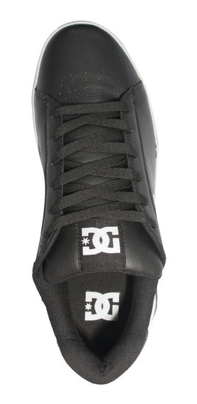 Tenis Dc Shoes Notch Sn Mx Hombre Urban Negros Originales