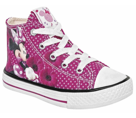 Tenis Niña Minnie Mouse 58564 Env Inmediato!!