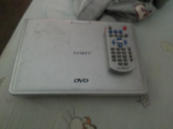 Dvd Sankey Con Control Y Nintendo 3ds Azul