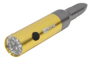 Lanterna Blow 140 Lúmens Corpo Alumínio Nautika Formato .50